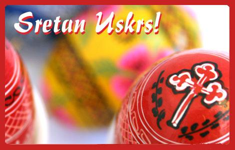 Happy Easter / Sretan Uskrs! Uskrs5dl8